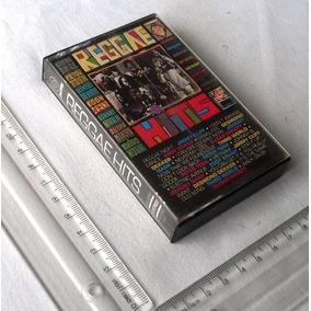 Fita K7 - Reggae Hits - Som Livre - 1990 - Raridade