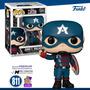 John F Walker #811 / Capitán América