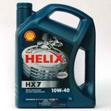 Aceite Shell Helix Hx7 10w-40 Por 4 Litros Fazio Palermo