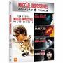 Box Missão Impossível - Coleção Completa 5 Filmes Tom Cruise