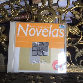 Cd - Temas Nacionais De Novelas - Perolas