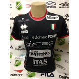Camisa Oficial Trentino-italia Tamanho G Errea