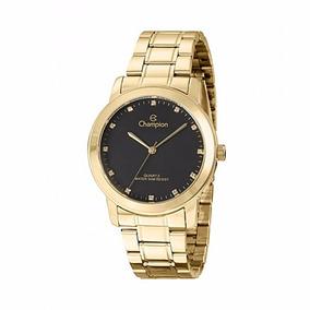 440da82490a Relogio Feminino Dourado A Prova Dágua Barato - Relógios no Mercado ...