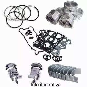 Kit Motor Pistao Anel Junta Ford Escort 1.8l 8v L4 Sohc Ap A