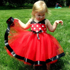 Vestido Mimi Rojo -incluye Envio -