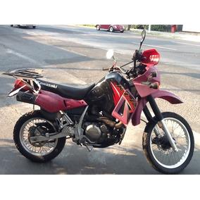 Kawasaki Klr 650 Modelo 2005