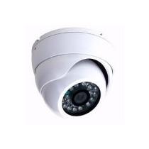Câmera Ccd Infra Vermelho 20 A 30 Metros Dome