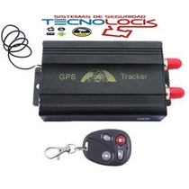 Gps Tracker Rastreador Vehicular Tk103b Original