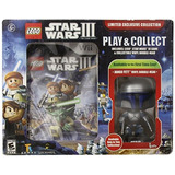Wii Lego Star Wars Iii Las Guerras Clon Con Jango Fett Limi