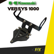 Portapatentes Fender Rebatible Stg  Kawasaki Versys 1000
