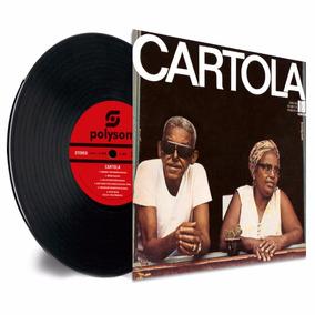 Lp Cartola 1976 Novo Lacrado 180g Produto Oficial Polysom