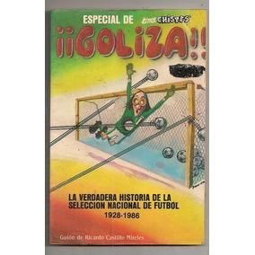 Librocomic Futbol México Historia Selección Mexicana 1928-86