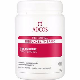Adcos Reduxcel Thermo Gel Redutor Crioterápico 1kg