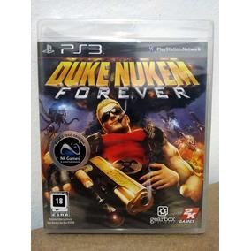 Ps3 Duke Nukem Forever! Mídia Física! Novo E Lacrado