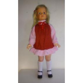 Boneca Amiguinha Estrela Dec.80 Anda Veja Video Restaurada