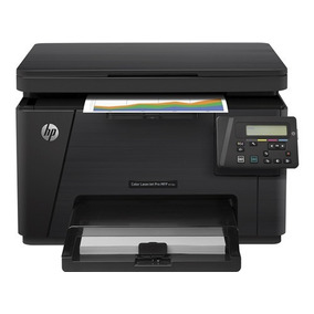 Impressora Hp M176n Multifuncional Colorida 220v P. Entrega