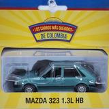 El Tiempo, Mazda 323 Hb