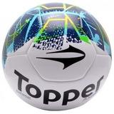 Bola Futsal Topper Kv Carbon Costurada À Mão