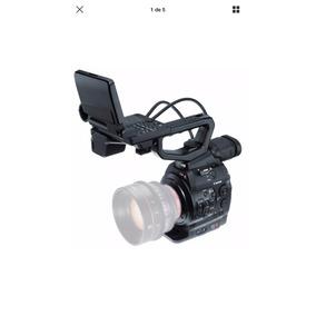 Canon Eos C300 Cinema High Definition Dual Pixe Zerada, Nf !