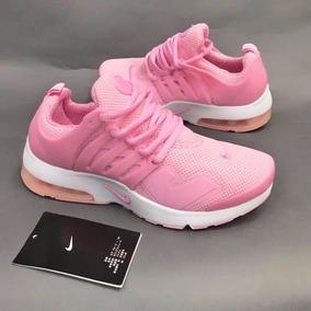 nike presto mujer rosa