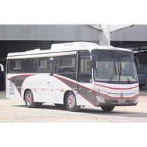 Motorhome M. Benz 1620 - Montagem Vacanza - Externo Liderbus