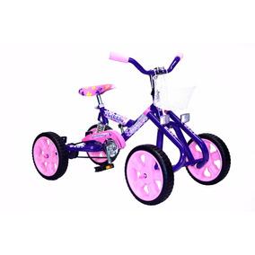 Cuatriciclo A Pedal Para Chicos C Suspension Karting Cadena