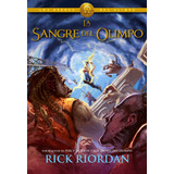 Libro La Sangre Del Olimpo - Rick Riordan