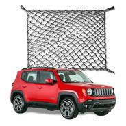 Rede Porta Malas Jeep Renegade Sport 2016 Novo Original
