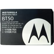 Bateria Original Motorola Bt-50 3.7v 850mah (2012) Sz Pz# Lz