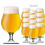 Taça Cerveja - Copo Cerveja - Bélgica 400 Ml C/ 12 Unid