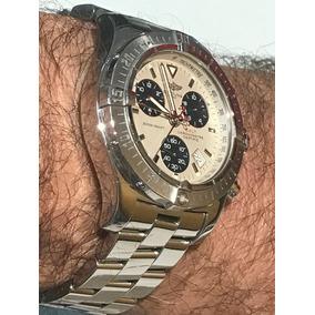 Relógio Breitling Colt Chronograph Em Aço 41mm