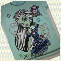Franelas Ropa Para Niñas Minnie, Monster High