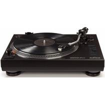 Vitrola Toca Disco Crosley C200a-bk Placa Giratória