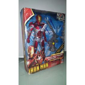 Iron Man Repulsor Power Con Accesorios Marca Hasbro