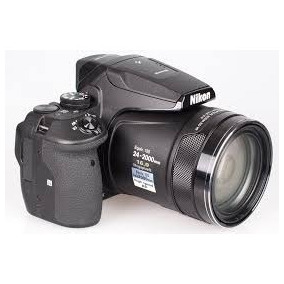 Nikon P900 Zoom Increible 83x!! 16mp Sup A B700 L340 L840