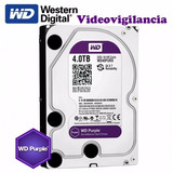 Disco Duro Western Digital Purpura, 4 Tb, Sata 6 Gb/s, 3.5