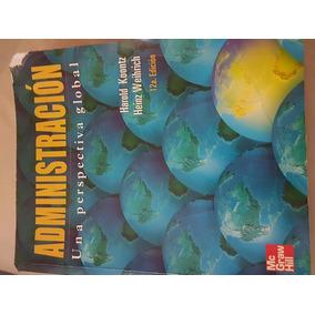 Libro Administración Una Perspectiva Global 12ava Edicion