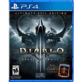 Diablo 3 Reaper Of Souls Juego Ps4 Fisico Original Nuevo