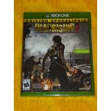 Dead Rising 3 Nuevo Fisico Y Sellado Español Xbox One