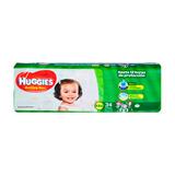 Pañales Huggies Active Sec Xxg +14kg X34u