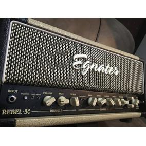 Cabeçote Valvulado Egnater - Rebel 30 Amplificador Guitarra