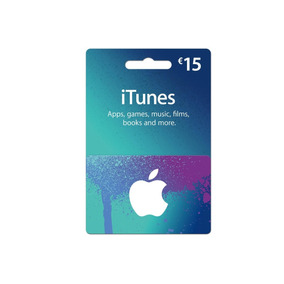 Itunes Gift Card $15 Dólares Usa - Ipod/iphone/ipad/imac Top