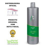 Alisamento Sem Formol - Amazon Oil - Fit Cosmetics 1 Lt