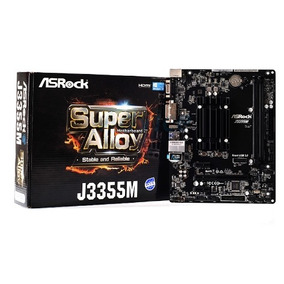 Combo Tarjeta Madre Asrock J3355m,procesador Intel Dual Core