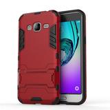 Case Funda Cover Galaxy J7 Prime Con Parante Anticaidas Golp