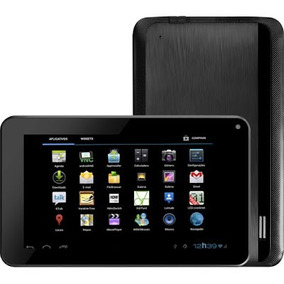 Tablet Qbex Zupin Tx120 Com Tela 7, 4gb, Wi-fi, Android 4.0