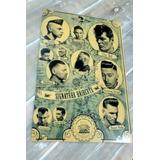 10 Carteles Chapa Vintage Barberia Peluqueria Tattoo Cuadro