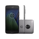 Celular Moto G5 Plus Nacional - Platinum