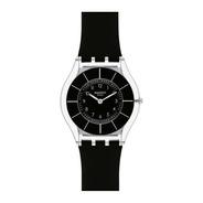 Reloj Swatch Black Classiness Sfk361   Original Envío Gratis
