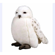 Harry Potter Edwiges Coruja Hedwig Universal Studios Com Som